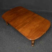 Victorian Mahogany Extending Table (8 of 9)