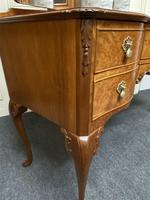 Quality Burr Walnut Dressing Table (20 of 20)