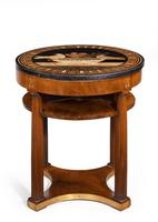 North European 19th Century Mahogany Centre Standing Table (2 of 6)