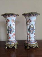 Pair of 19th Century Armorial Vases (6 of 6)