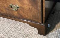 Burr Walnut Chest of Drawers (14 of 14)