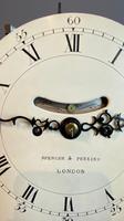 George III Ebonised Bracket Clock (3 of 15)