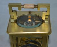 French Carriage Clock Striking & Repeating (2 of 5)