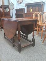 Antique Gateleg Table (6 of 8)