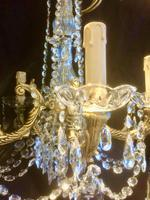 French Five Light Chandelier (2 of 4)