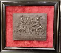 Interesting Set of Twelve Welsh Slate Hand-Carved Plaques (5 of 17)