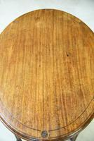 Antique Oval Centre Table (8 of 9)