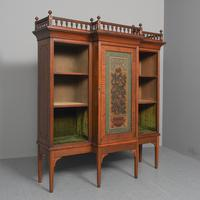 Oak & Painted Aesthetic Movement Bookcase (2 of 13)
