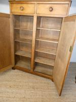 19th Century Shelved Pine Cupboard (2 of 8)