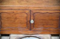 Georgian Mahogany Bedside Table Commode (11 of 12)