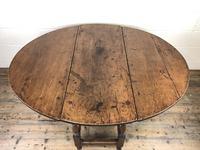 18th Century Oak Gateleg Table (12 of 14)