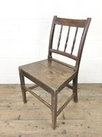 Pair of 19th Century Oak Farmhouse Chairs (4 of 12)
