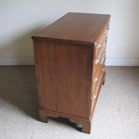 Oak Chest of Drawers c.1790 (4 of 6)