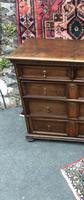 Late 17th Century Oak & Elm Chest of Drawers (4 of 6)