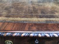 Antique Mahogany Writing Table (2 of 11)