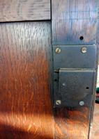Country Oak Formal Corner Cupboard c.1770 (6 of 10)