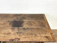 18th Century Antique Joined Oak Table (7 of 10)