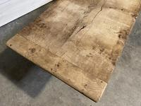 Large French Oak Rustic Farmhouse Dining Table (6 of 20)