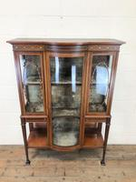 Antique Glazed Display Cabinet (2 of 14)