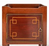 Pair of Regency Style Mahogany Bedside Cabinets (4 of 7)
