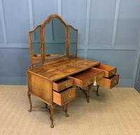 Substantial Burr Walnut Dressing Table (17 of 18)