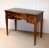 Inlaid Rosewood Writing Desk (2 of 11)
