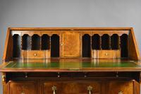 William & Mary Style Walnut Bureau (4 of 16)