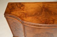 Antique Burr Walnut Cabinet / Sideboard (5 of 11)