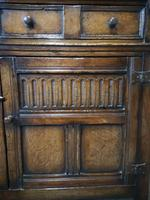 Titchmarsh Goodwin Period Style Carved Solid Oak Dresser (8 of 8)