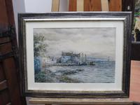 Watercolour Lower Largo Scotland (3 of 10)