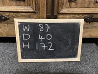 French Gothic Oak Rustic Cupboard or Wardrobe (17 of 22)