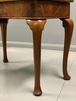 Pale Mahogany Queen Anne Style Side Table (2 of 7)