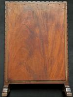Augusta Coles Moroccan Cityscape Oil Painting Mahogany Fire Screen c.1911 (15 of 16)