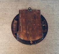Mahogany Fusee Dial Clock (16 of 19)