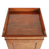 19th Century Mahogany Bedside Cabinet (5 of 7)