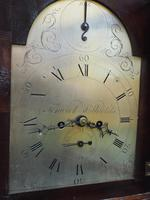 Antique Georgian Twin Fusee English Bracket Clock Verge Striking Clock by Fenwick L Shields (6 of 7)