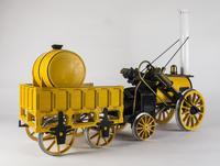 Hornby Live Steam Stephenson's Rocket (2 of 10)