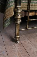 Spectacular Victorian All Brass Half Tester (9 of 16)
