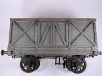"""Early 20th Century Wooden 3"""" Gauge Wagon (10 of 13)"""