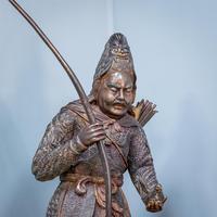 Japanese Bronze Figure (2 of 10)