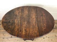 Small 18th Century Gateleg Table (4 of 9)