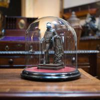 Antique Taxidermy Display Dome, Glass, Showcase, Davis & Co, Bristol, Victorian (7 of 9)
