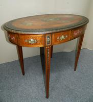 Exhibition Quality  Sheraton Revival Table (6 of 7)