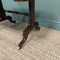 Mahogany Victorian Antique Coffee Table (2 of 5)
