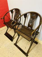 Oriental Folding Armchairs (2 of 19)