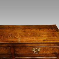 Antique oak pot board dresser (5 of 13)