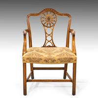 Most Elegant Set of Eight (6+2) Early 20th Century Chippendale Style Mahogany Framed Chairs (8 of 11)