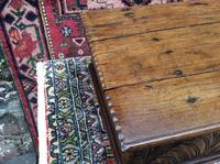 Antique Late 17th Century Oak Desk Box (4 of 4)