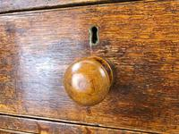 Antique Oak Chest of Drawers (6 of 10)