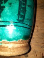 Antique Islamic Turquoise Glazed Vase (6 of 10)